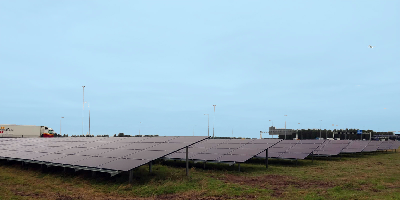 Project: PV for Highways