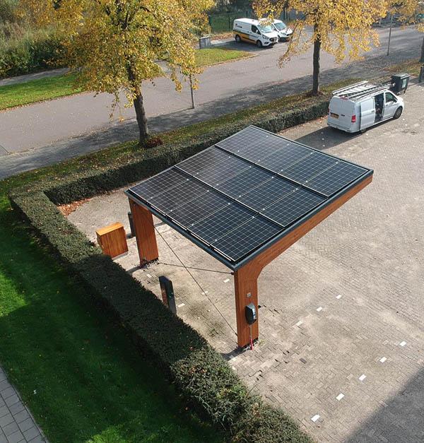 Project: Sunprojects hoofdgebouw