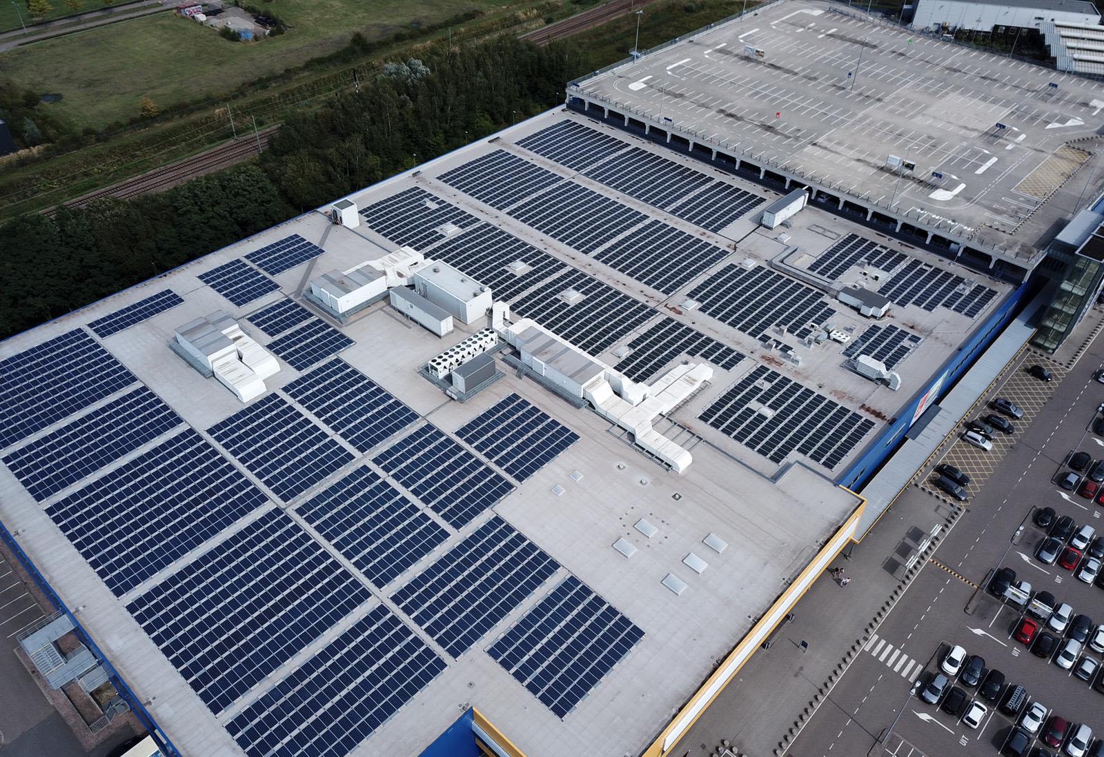Project: Heerlen - 1,2 MWp