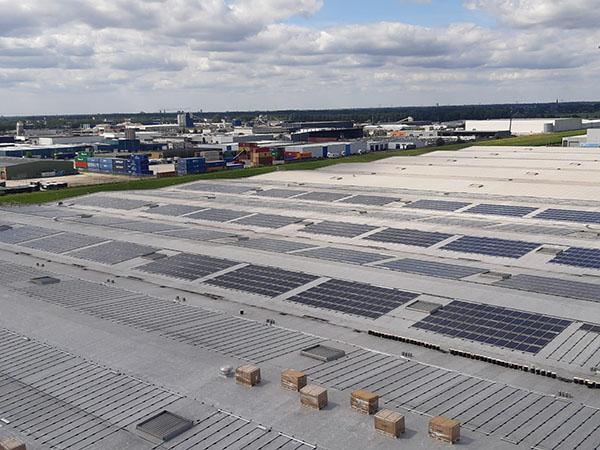 Project: IKEA Oosterhout - 2,0 MWp