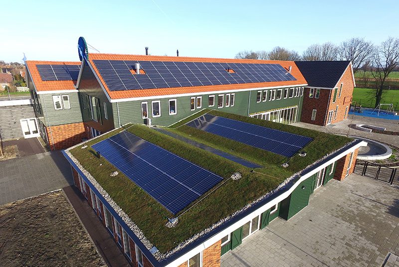 Project: Scholen Noord-Holland