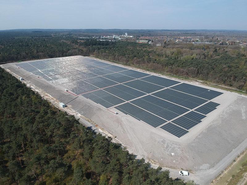 Project: Zonnepark Eerbeek - 6,1 MWp
