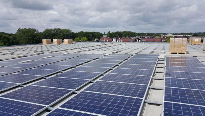 Project: Ikea Heerlen - 470 kWp